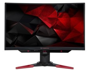 """Acer Predator Z271T 27"""" 144Hz FHD Eye Tracking G-Sync Curved Monitor + FREE Download of Assassins Creed Syndicate"""