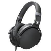 Sennheiser HD 4.30i Closed Around-Ear Headset - Apple Devices - Black