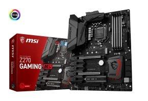 MSI Intel Z270 GAMING M5 LGA 1151 ATX Motherboard