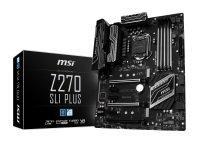 MSI Intel Z270 SLI PLUS LGA 1151 ATX Motherboard