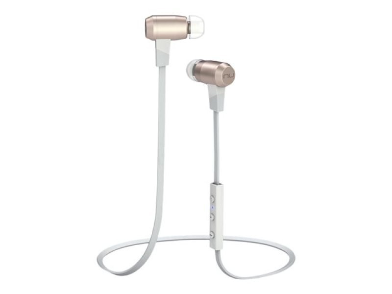 Compare prices for Optoma NuForce BE6I Wireless Bluetooth In-Ear Headphones - Gold