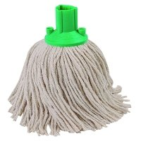 Exel Mop Head 250g Green (Pack of 10)