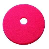 3M Red 15 Inch 380mm Floor Pad (Pack of 5)