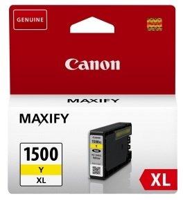 Canon Ink/PGI-1500XL Maxify Yellow XL Cart