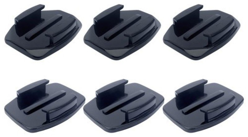 Image of ACTIVEON AM08A CURVED AND FLAT ADHESIVE HOLDERS FOR ACTION CAMERA CAMCORDERS