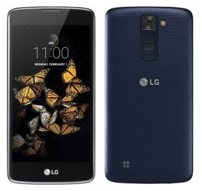 "LG K8 5"" 8GB Phone - Navy Blue"