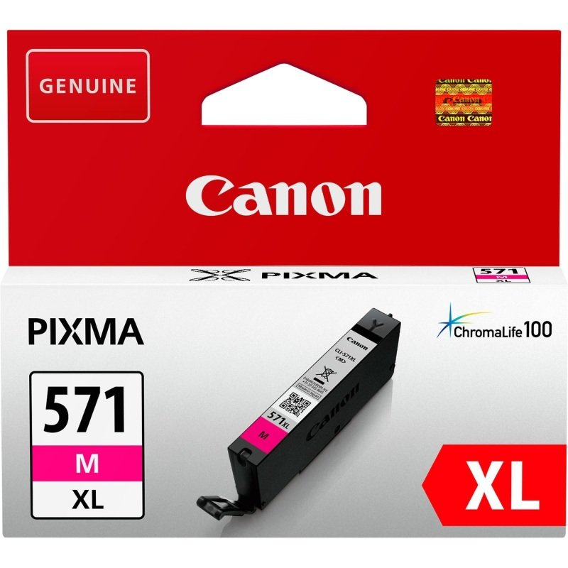 Canon Ink Cart/CLI-571XL Magenta