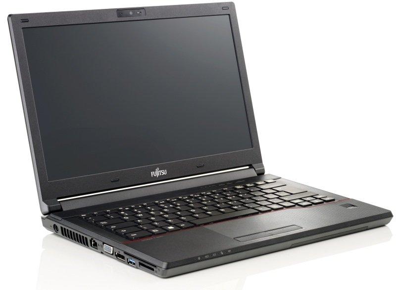 "Fujitsu Lifebook E546 Laptop Intel Core i56200U 2.3GHz 4GB RAM 500GB HDD 14"" LED NoDVD Intel HD WIFI Webcam Bluetooth Windows 10 Pro"