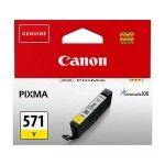 Canon CLI-571 Yellow Ink Cartridge
