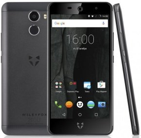 Wileyfox Swift 2 Plus 32GB Phone - Midnight Blue