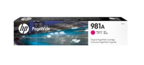 Hp 981a Magenta Original Pagewide Ca