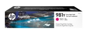 Hp 981y Extra High Yield Magenta Ori