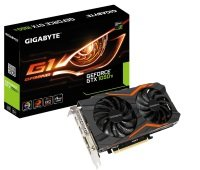 EXDISPLAY Gigabyte Nvidia GeForce GTX 1050 Ti G1 Gaming 4GB GDDR5 Graphics Card 4GGV-N1050TG1 GAMING-4GD