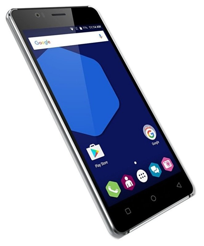V7 Zyro 5in 16gb Black 4g Lte  Android 6.0 Quad Core Dualsim In
