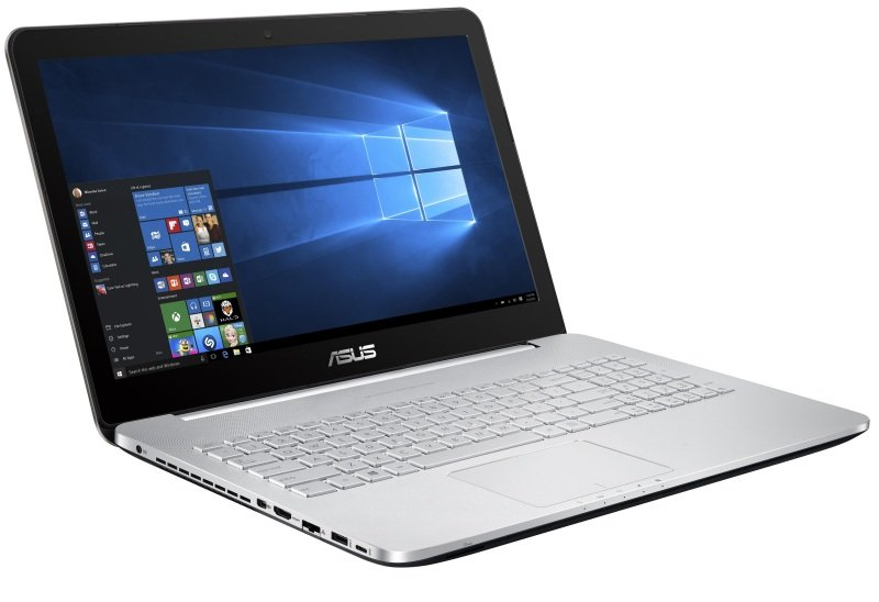 ASUS VivoBook N552VX Pro Laptop Intel Core i56300HQ 2.3GHz 12GB RAM 1TB HDD 128GB SSD 15.6&quot FHD DVDRW NVIDIA GTX 950M WIFI Webcam Bluetooth Windows 10 Home 64bit