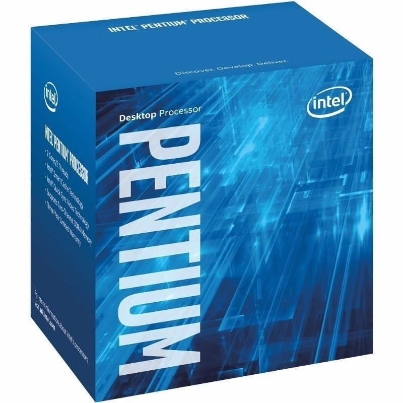 Intel Pentium G4600 3.60GHz Socket 1151 3MB Retail Boxed Processor