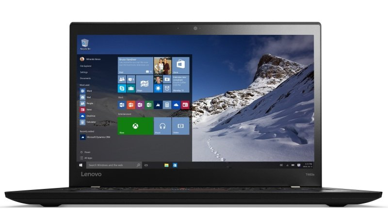 Lenovo ThinkPad T460p Ultrabook Intel Core i56200U 2.3GHz 8GB RAM 192GB SSD 14 IPS 1920 x 1080 NoDVD Intel HD WIFI Webcam Windows 10 Pro 64bit