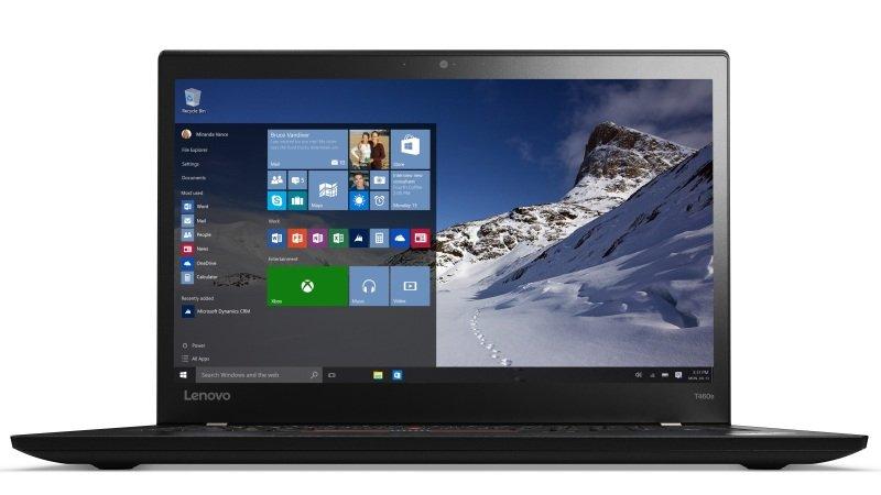 Lenovo ThinkPad T460p Ultrabook Intel Core i56200U 2.3GHz 8GB RAM 192GB SSD 14 IPS 1920 x 1080 NoDVD Intel HD WIFI Webcam Windows 10 Pro 64bit