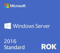 Windows Server 2016 Standard (HPE ROK)