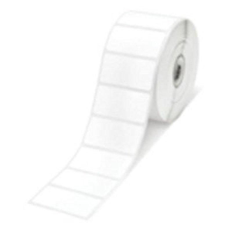 PE Matte Lbl Die-cut Fanfold 1000 labels