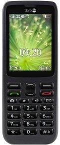 Doro 5516 Mobile Phone - Black