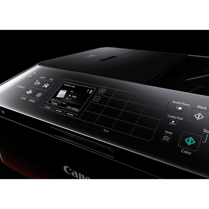 Canon Pixma MX925 A4 Wireless All in One Colour Inkjet Printer