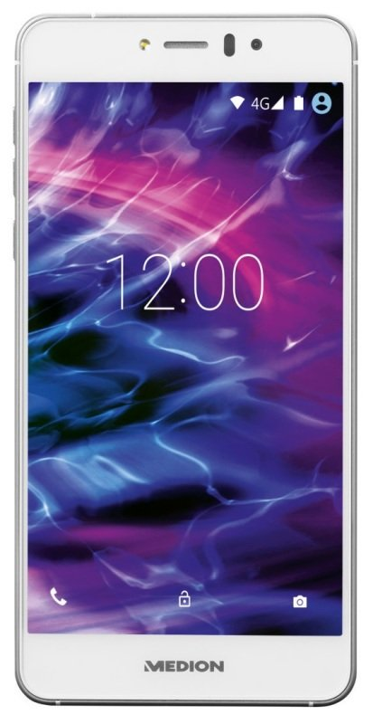 Medion Life X5020 32GB Phone - White