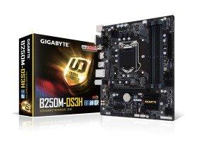 Gigabyte Intel GA-B250M-DS3H Socket 1151 mATX Motherboard