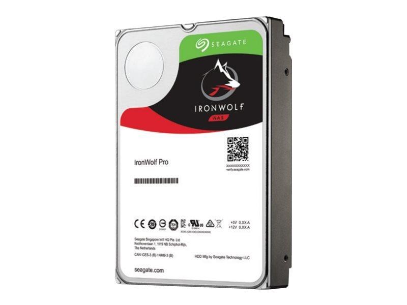 Seagate IronWolf Pro 4TB NAS Hard Drive