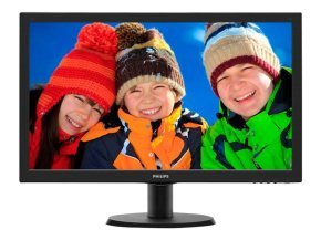 "EXDISPLAY Philips 243V5LHAB/00 23.6"" LED HDMI Monitor"