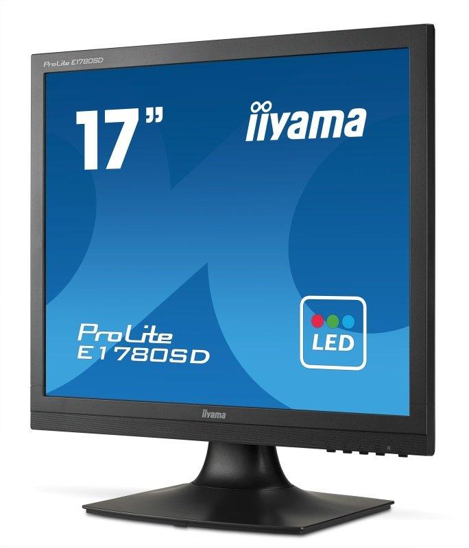 "Iiyama Prolite E1780SD 17"" LED Monitor"