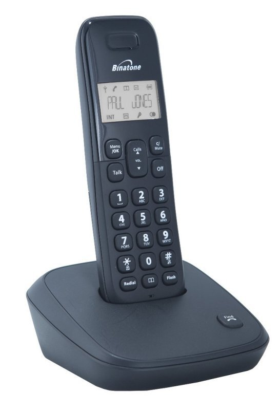 Image of Binatone VEVA1700 Single Dect Phone