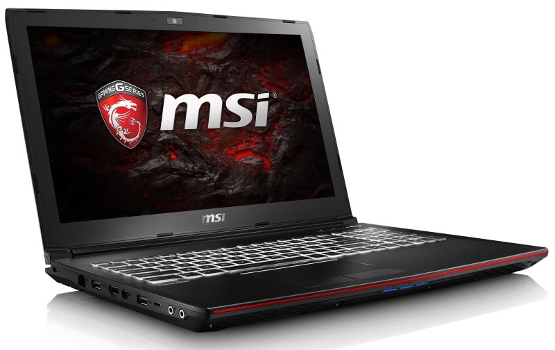 MSI GP62 7RD Leopard Gaming Laptop