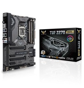 Asus Intel TUF Z270 MARK 1 LGA 1151 ATX Motherboard