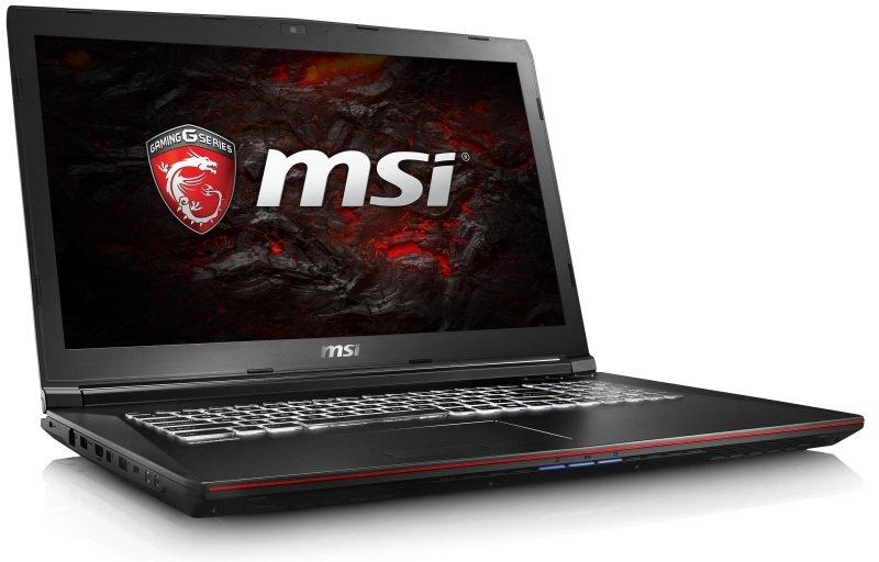 MSI GP72 7RD(Leopard)015UK Gaming Laptop Kabylake i77700HQ 2.8GHz 16GB DDR4 128GB SSD 1TB HDD 17.3&quot FHD DVDRW NIVIDA GTX 1050 2GB WIFI Windows 10 Home