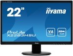 "Iiyama Prolite X2283HSU-B1DP 22"" Full HD Monitor"
