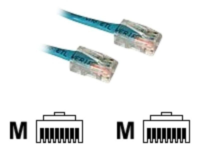 C2G  ASSEMBLED BLUE CAT5E PVC UTP PATCH Cable 3m