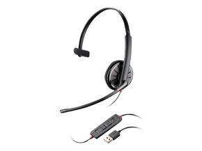 EXDISPLAY Plantronics Black C310 UC Blackwire Headset