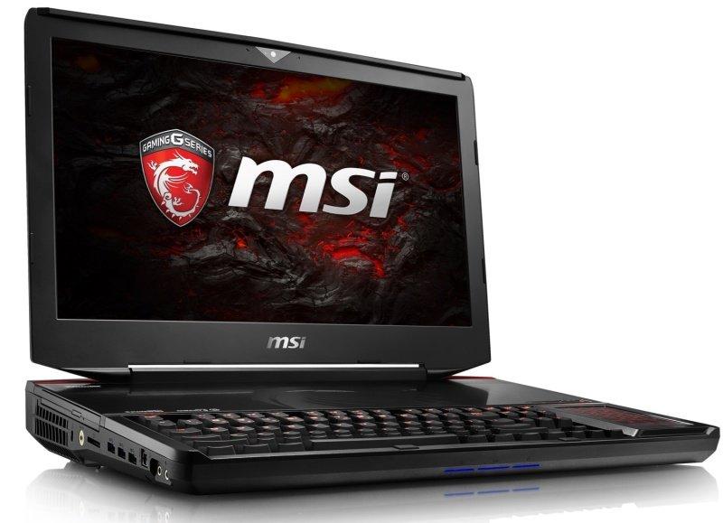 "MSI GT83VR 7RF(Titan SLI)207UK Gaming Laptop Kabylake i77920HQ 3.1GHz 64GB DDR4 512GB SSD 1TB HDD 18.4"" FHD BluRay RW Dual NIVIDA GTX 1080 8GB WIFI Windows 10 Home"