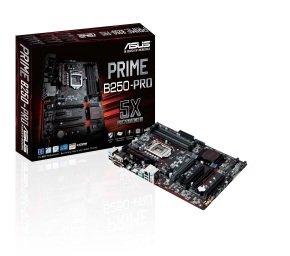 Asus Intel PRIME B250-PRO LGA 1151 ATX Motherboard