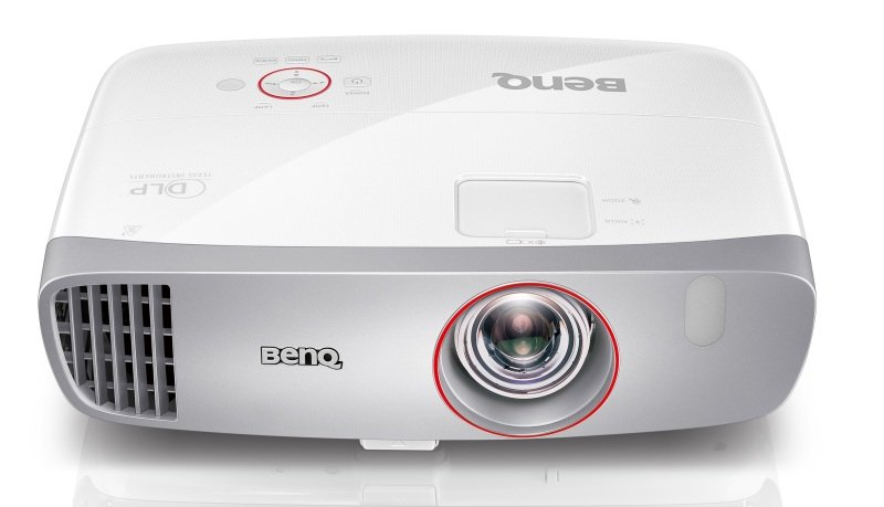 BenQ W1210ST DLP 1080p Home Projector for Video Gaming