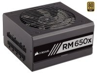EXDISPLAY Corsair RM650x High Performance Power Supply