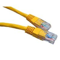 Cables Direct 2M CAT 6 RJ-45 Network Cable - Yellow
