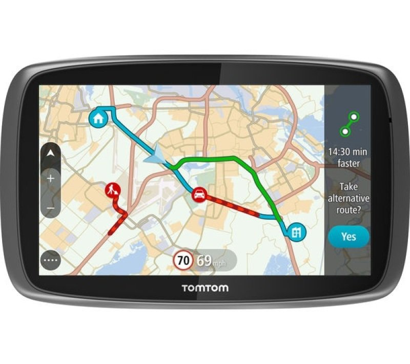 TOMTOM GO 50 5&quot GPS Sat Nav
