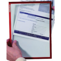 Franken Document Holder A4 Red