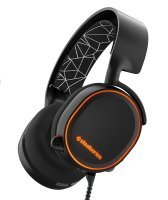 SteelSeries Arctis 5 RGB 7.1 Gaming Headset Black