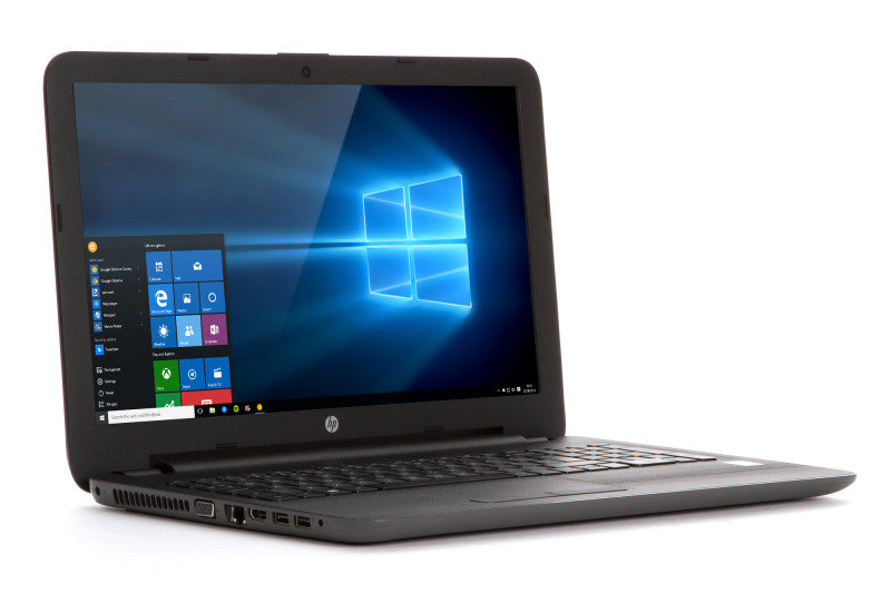 "HP 250 G5 Laptop Intel Core i35005U 2GHz  8GB RAM 256GB SSD 15.6"" LED NoDVD Intel HD WIFI Windows 10 Home 64bit"