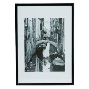 Photo Album Company Black A4 Back Loading Certificate Frame
