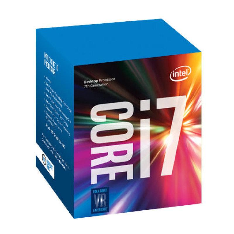 Intel Core I7-7700 3.60GHZ Socket 1151 8MB Retail Boxed Processor