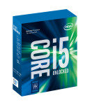 Intel Core I5-7600K 3.80GHZ Socket 1151 6 MB Cache Retail Boxed Processor